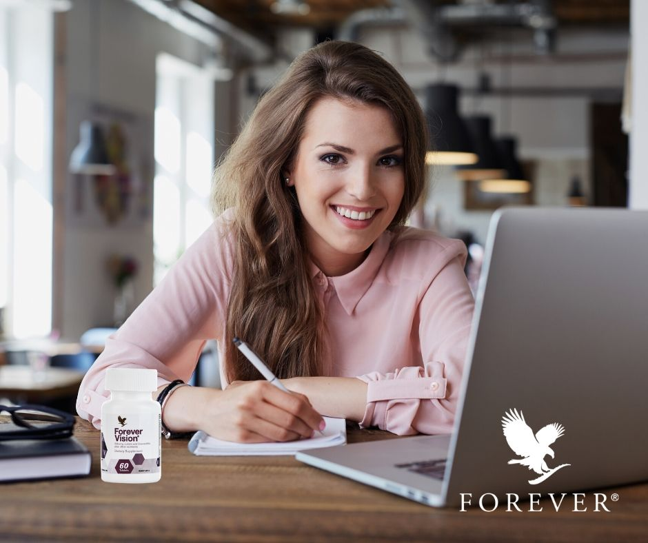 Forever Vision - Products for the healthy eyes